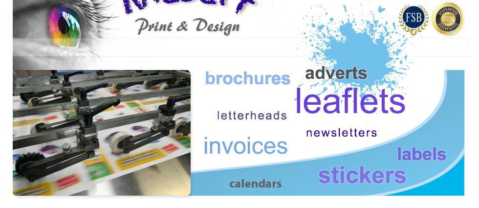 Printing in Stourbridge
